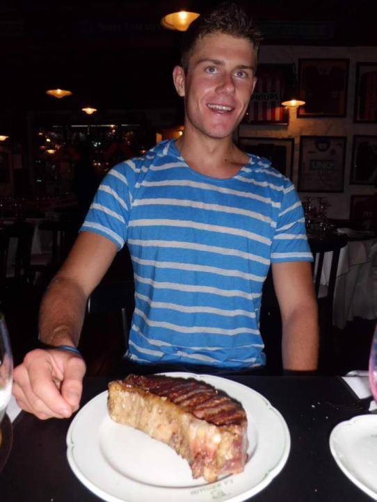 chorizo steak