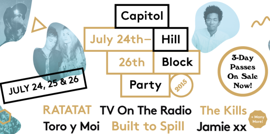 via Capitol Hill Block Party