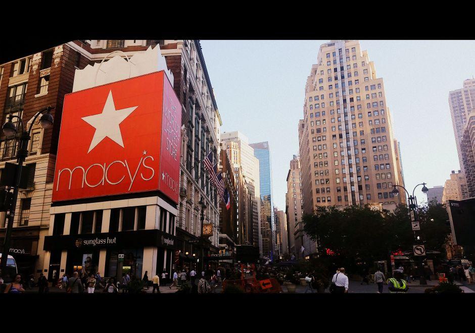 Macy's on 34th