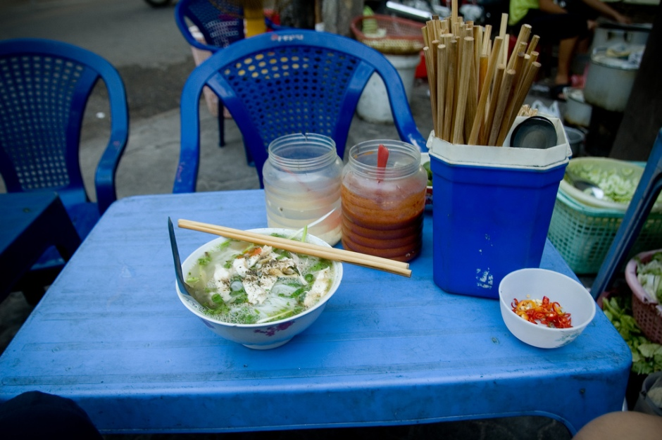 Vietnamese Pho Photo via Flickr by Jonathan Lin