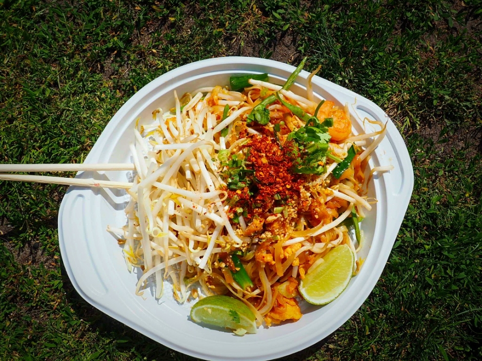 Pad Thai…mmmm