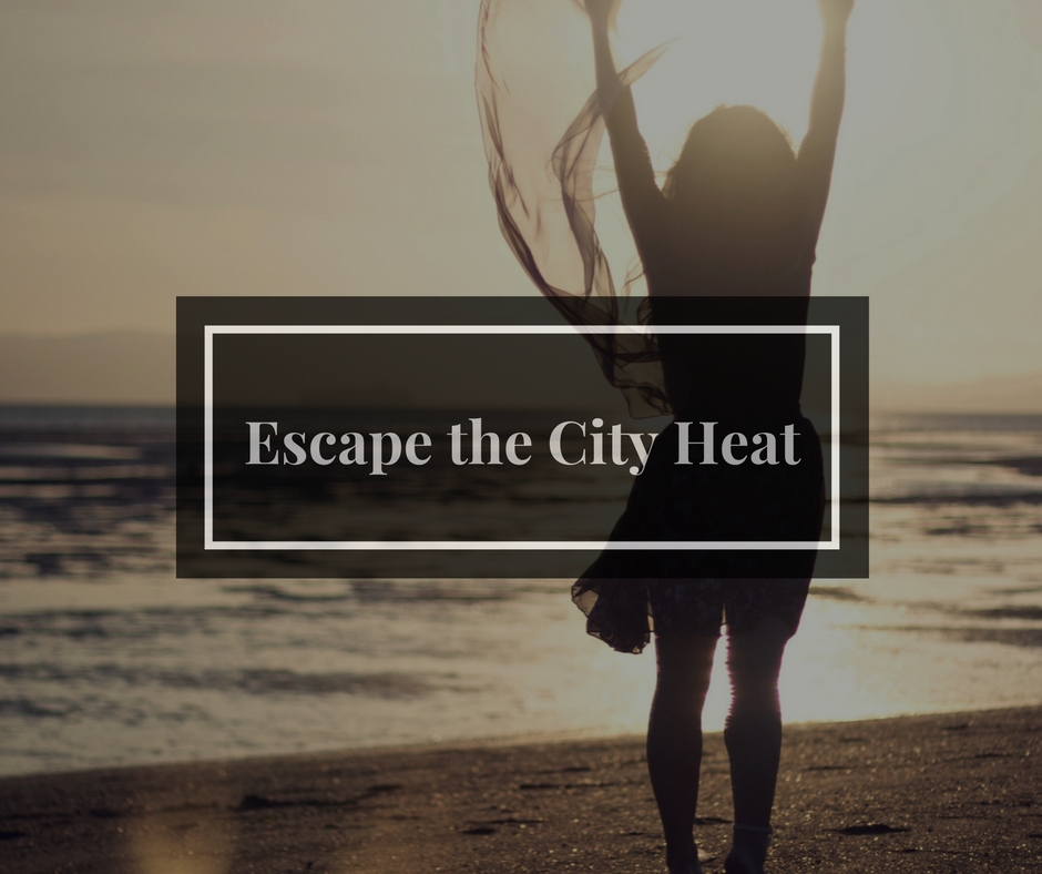 Escape the city heat-2