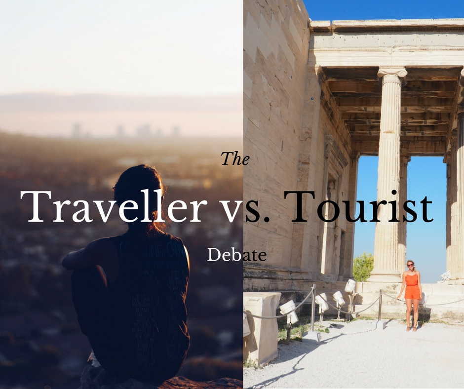 Traveller vs Tourist