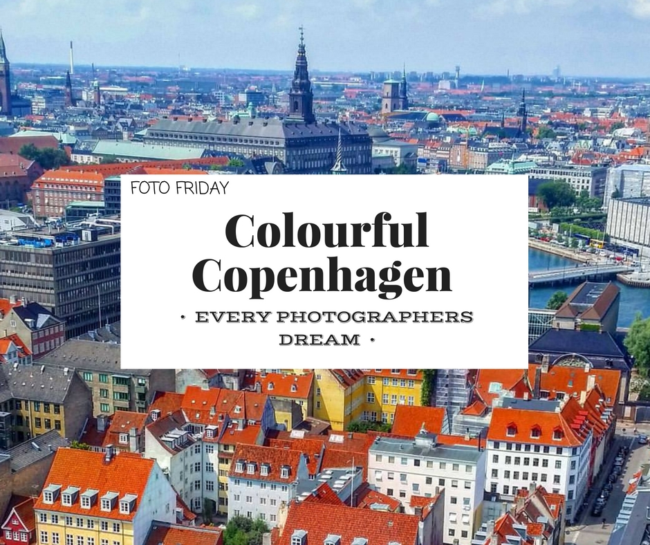 Colourful Copenhagen